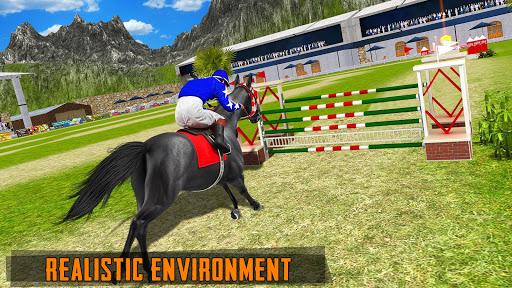 Horse Jumping Simulator 2020 screenshot 2