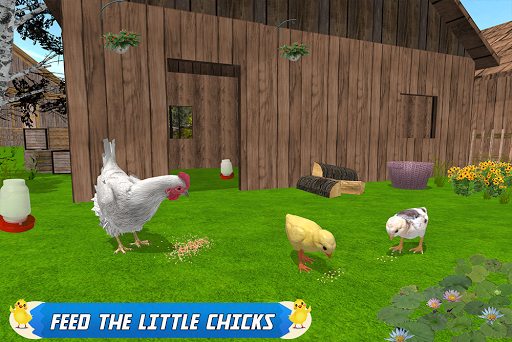 New Hen Family Simulator screenshot 15