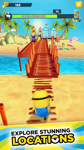 Minion Rush screenshot 5