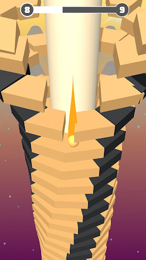 Helix Stack Ball Games 屏幕截图 13