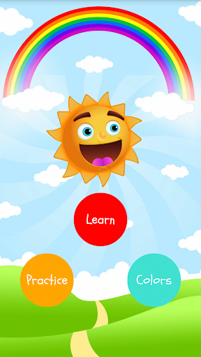Learn Colors: Baby learning games screenshot 1