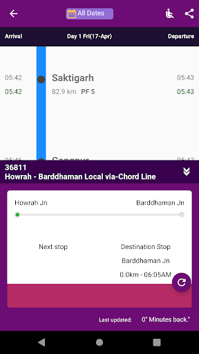 Kolkata Suburban Trains screenshot 6