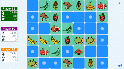 Memory cards free game. Pairs. Concentration. screenshot 5