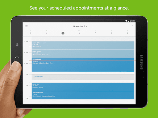 Square Appointments screenshot 9