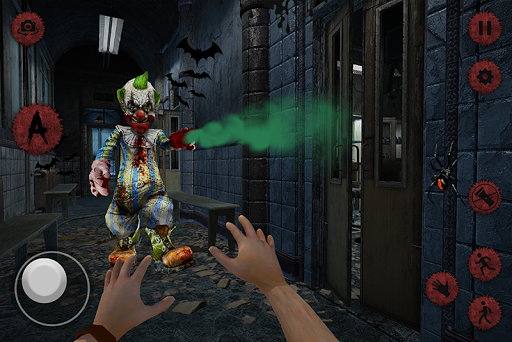 Pennywise scary evil clown screenshot 2