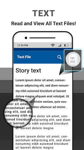 All Document Manager-Read All Office Documents screenshot 20