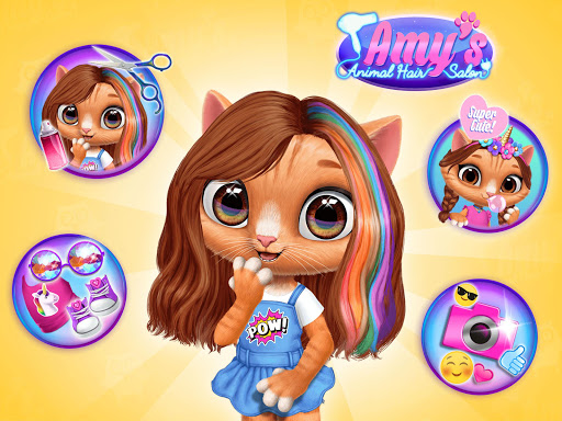 Amy's Animal Hair Salon screenshot 18