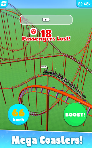 Hyper Roller Coaster screenshot 7