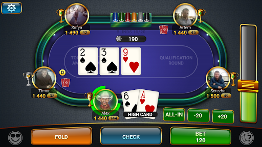 Poker Championship online screenshot 3