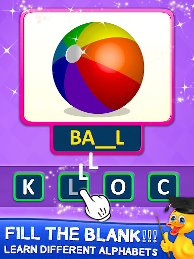 Matching Spelling And Object screenshot 5