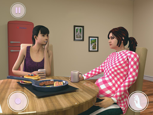 Pregnant Mother Simulator - Virtual Pregnancy Game screenshot 13
