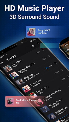 Music Player for Android-Audio screenshot 2