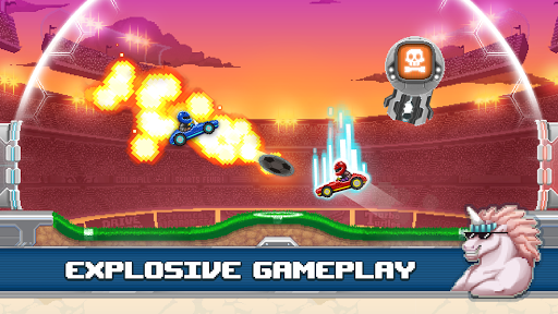 Drive Ahead! Sports screenshot 1