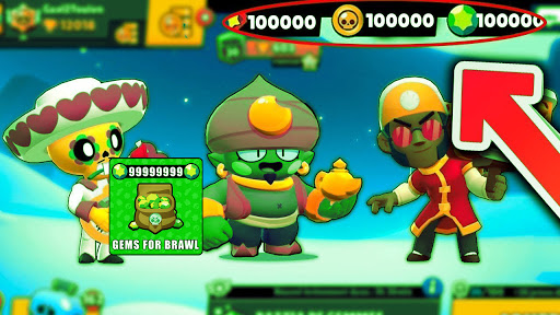 Free Gems For Brawl Stars Hints : Trivia 2021 screenshot 1
