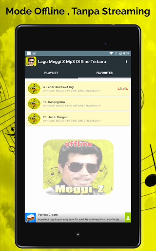 Lagu Meggi Z Mp3 Offline Terbaru screenshot 16