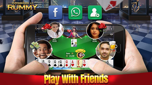 Indian Rummy Comfun-13 Cards Rummy Game Online screenshot 4
