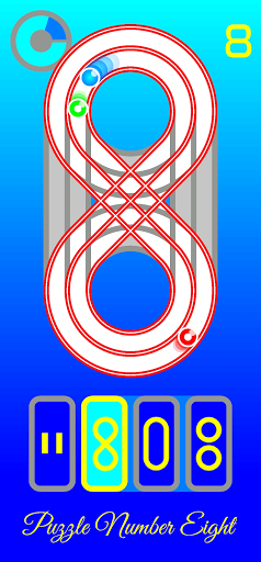 Puzzle Number Eight screenshot 1
