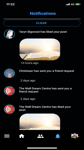 The Well Dream Centre 屏幕截图 5