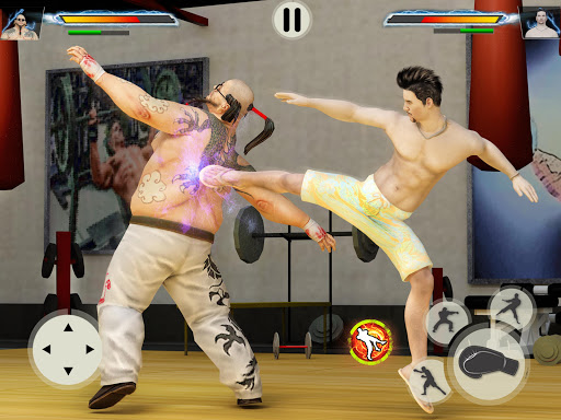 GYM Fighting Games screenshot 11