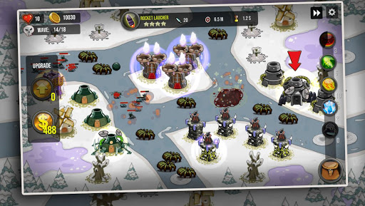 Tower Defense Reloaded screenshot 2
