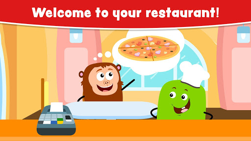 Cooking Games for Kids and Toddlers - Free screenshot 1