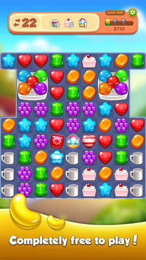 Candy N Cookie : Match3 Puzzle screenshot 6
