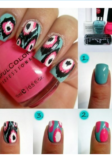 Collection of Nails Designs screenshot 4