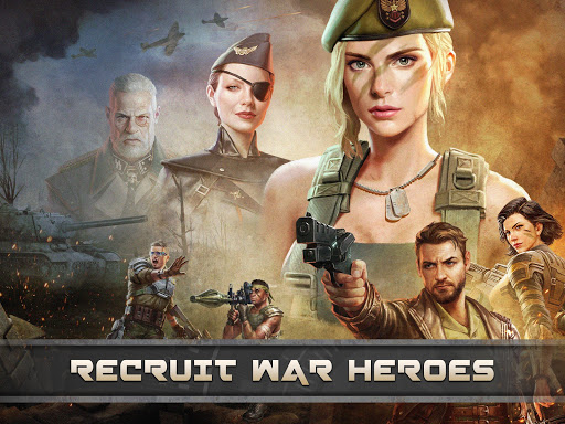 Z Day: Hearts of Heroes | MMO Strategy War screenshot 11