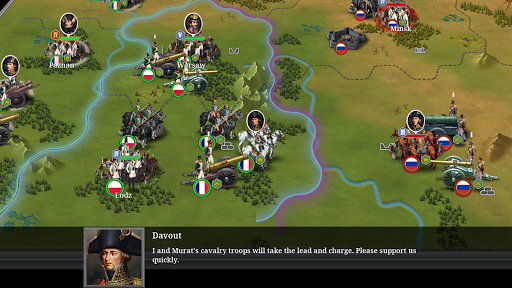 European War 6 screenshot 1