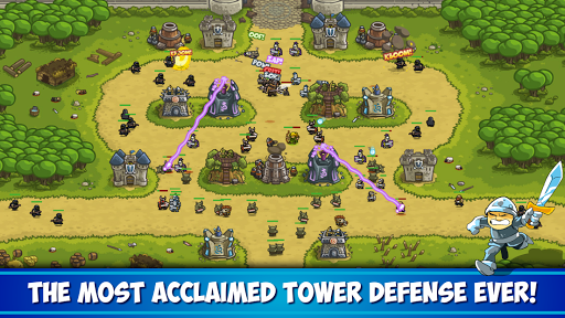 Kingdom Rush screenshot 1