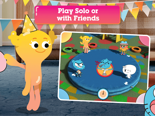 Gumball's Amazing Party Game screenshot 13