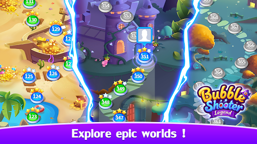 Bubble Shooter Legend screenshot 4