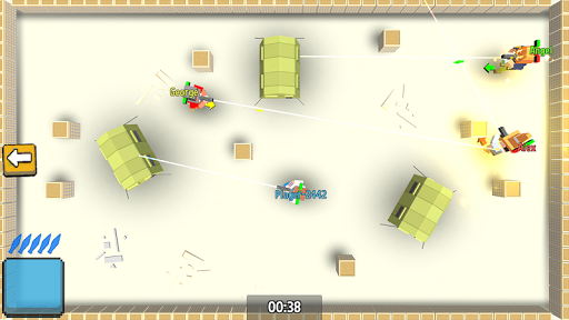 Cubic 2 3 4 Player Games screenshot 5