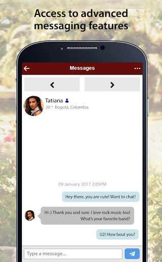 ColombianCupid - Colombian Dating App screenshot 4
