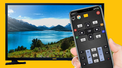 Universal Smart TV Remote Control App for All Lcd screenshot 2