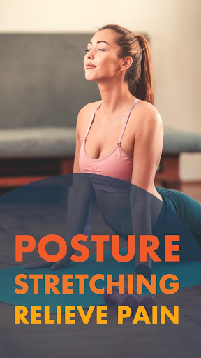 Exercises for Back, Neck and Posture screenshot 1
