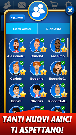 Scopa Online screenshot 2