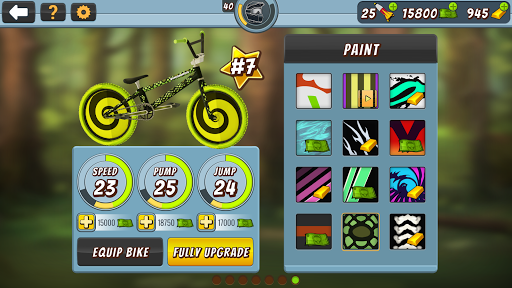 Mad Skills BMX 2 captura de tela 4