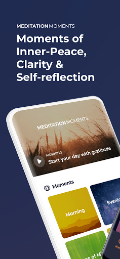 Meditation Moments screenshot 1