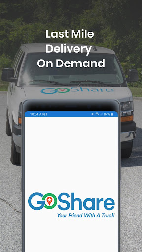 GoShare - Delivery, Moving and Hauling On Demand screenshot 1