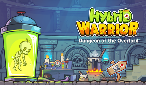 Hybrid Warrior screenshot 1