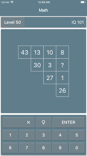 Math Riddles: IQ Test screenshot 3