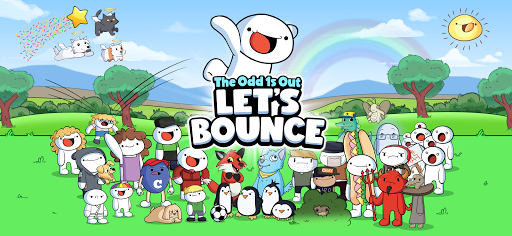 TheOdd1sOut: Let's Bounce screenshot 1