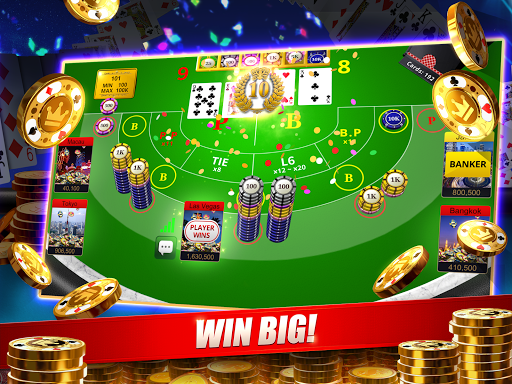 Dragon Ace Casino - Baccarat screenshot 9