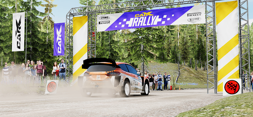 CarX Rally screenshot 2