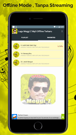 Lagu Meggi Z Mp3 Offline Terbaru screenshot 6