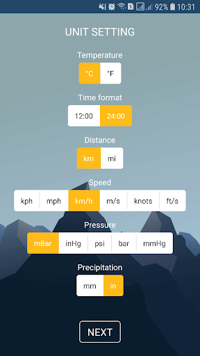 Weather Forecast screenshot 24