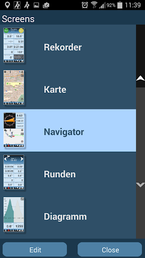 RunGPS Trainer Lite screenshot 4