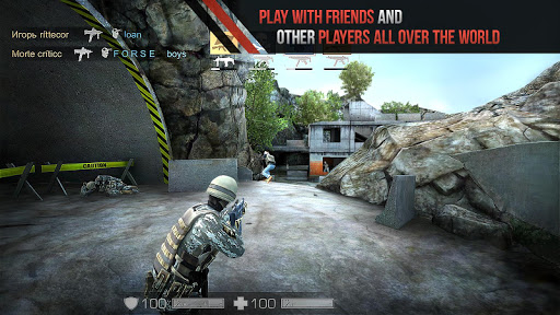 Standoff Multiplayer screenshot 1
