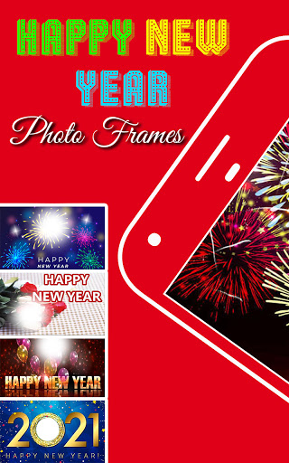 New Year Photo Editor - Photo Frames screenshot 11